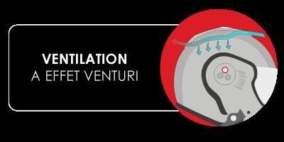 Ventilation Venturi Boxer